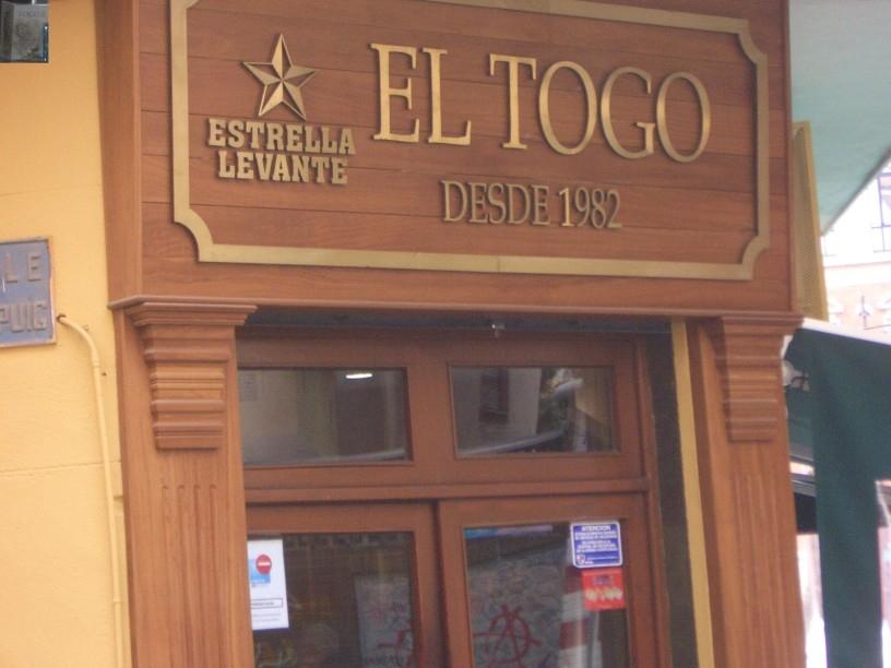 El Togo Tapas Bar and Restaurant Murcia
