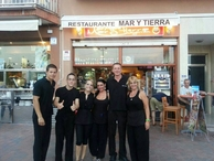 Mar Y Tierra Cafe Bar and Restaurant Puerto de Mazarron