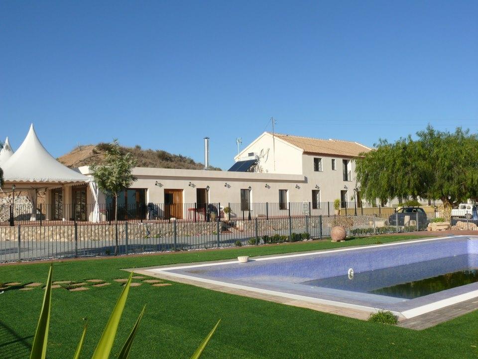 Los Balcones Rural Hospederia Cantareros Murcia