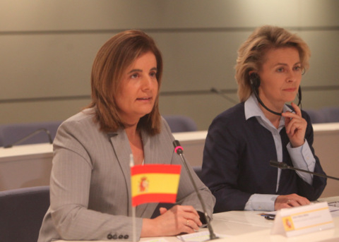 <span style='color:#780948'>ARCHIVED</span> - Agreement with Germany to create jobs for Spanish youngsters