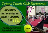 Restaurante Club de Tenis Totana