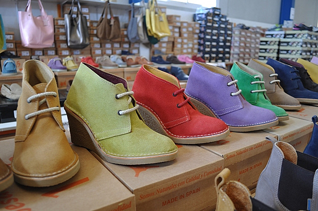 Toballe Calzados Totana : factory shop hand made leather shoes