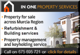 In One property management, repossessions and rentals