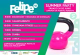24th June sporting Summer Party in Lorca