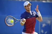 Champion Murray falls in opening round as top three seeds exit
