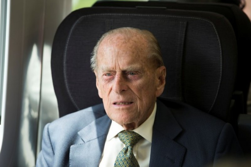Prince Philip hospitalised with infection but is in good spirits