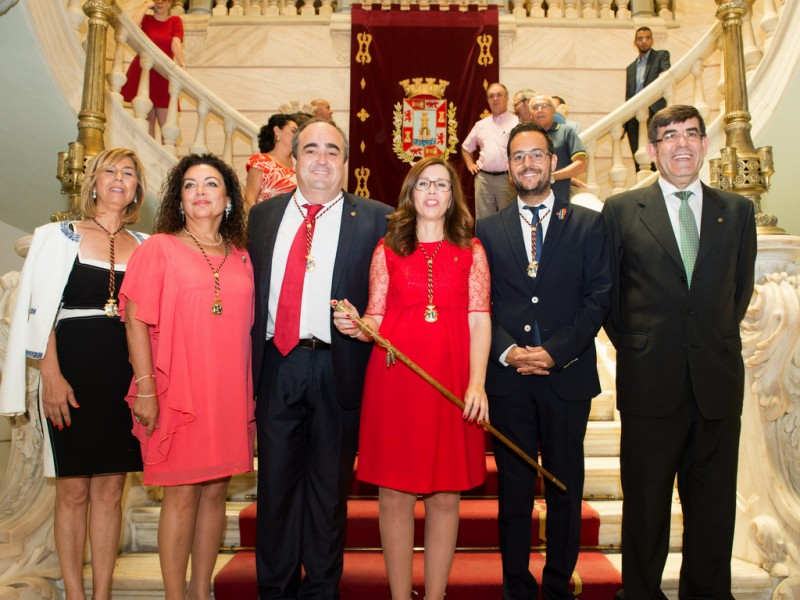 <span style='color:#780948'>ARCHIVED</span> - More mayoral musical chairs: Cartagena invests new socialist mayoress