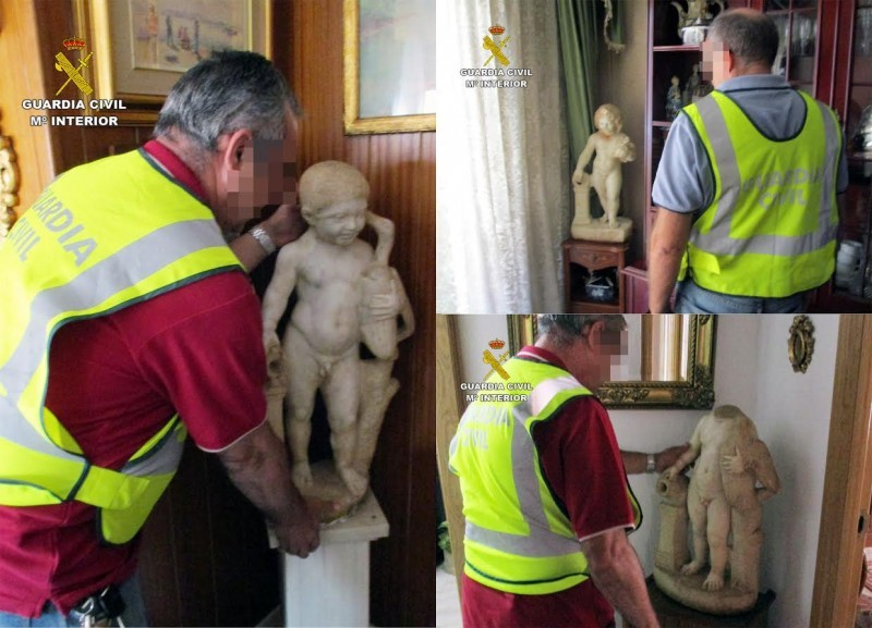 <span style='color:#780948'>ARCHIVED</span> - Retrieved Bullas Roman statues could be returned to private ownership