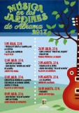 30th August last in the cycle of music in the gardens of Alhama de Murcia