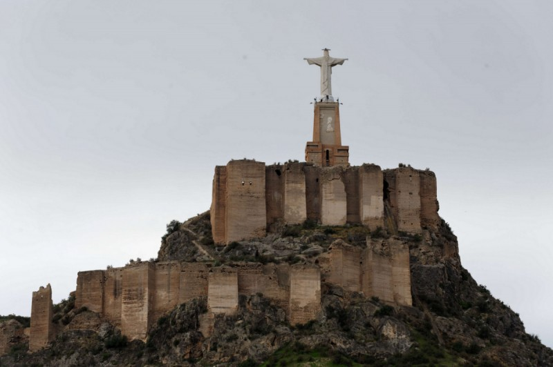 Monteagudo castle restoration stalled again