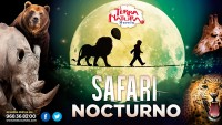 Night Safari every Friday and Saturday at Terra Natura Murcia