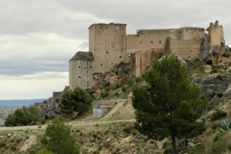 Murcia government undertakes emergency repairs to Mula castle