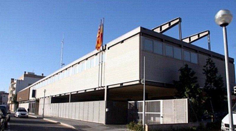 Two arrested after attempting to steal marijuana from Tarragona police station