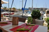 Three-course set menu just  9.90€ at Chez Arno in Puerto de Mazarrón