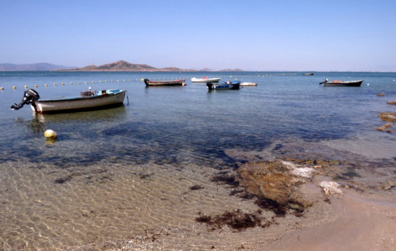 Proposals to limit Mar Menor sailing to five launching areas