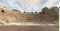 Every Friday: Historical guided route featuring the Roman Theatre Museum in Cartagena