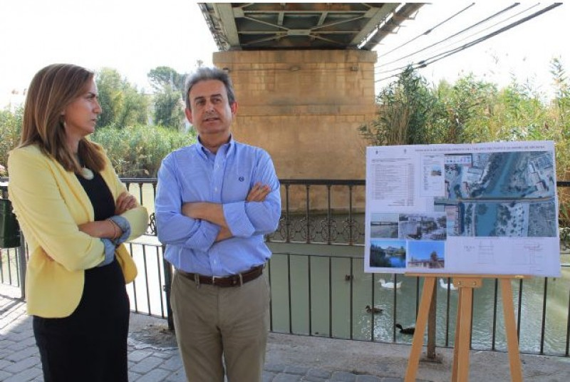 New road bridge to ease traffic entering and leaving Archena