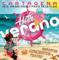 Music, theatre and sporting activities this August in the coastal areas of Cartagena