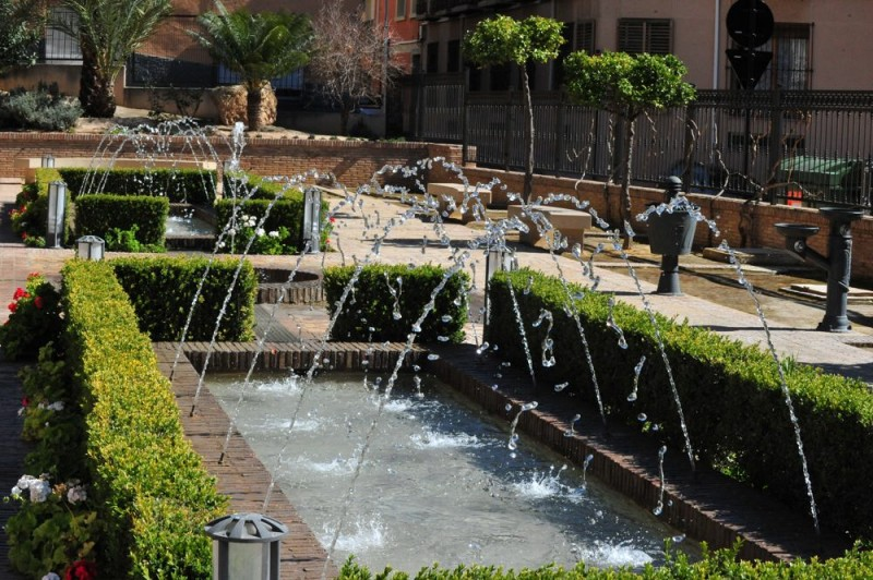 18th July free guided tour of the Los Baños thermal baths museum in Alhama de Murcia