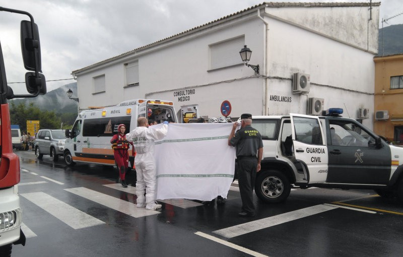 Family of four dies in canyoning accident in Extremadura
