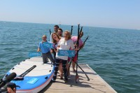 Every Saturday watersports for one euro in the Mar Menor