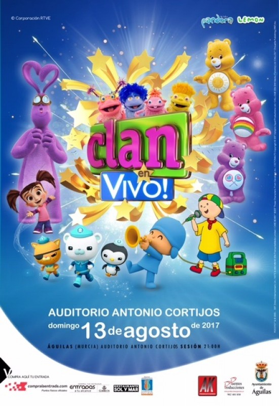 13th August Clan in Águilas; a family spectacular