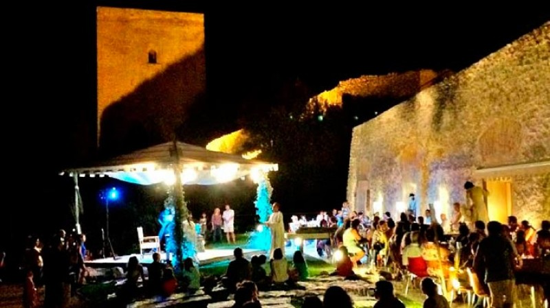 <span style='color:#780948'>ARCHIVED</span> -   Nocturnal visits to Lorca castle during July and August