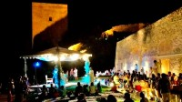 11th August starwatching on the night of the Perseids in Lorca Castle