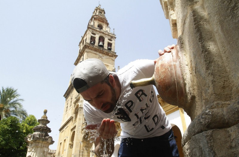 Murcia loses Spanish temperature record