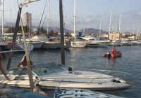 8 rescued from sinking boat off Mazarron coast