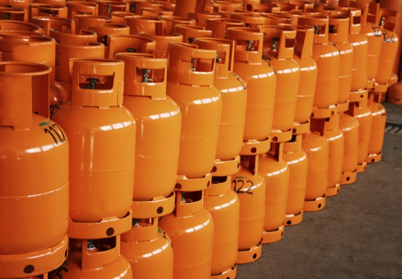 Butane gas canisters now cost 32 per cent more than a year ago in Spain