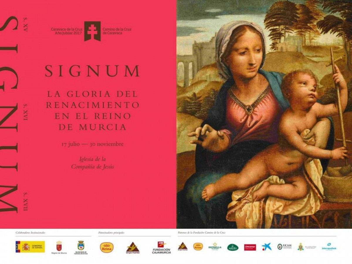 Until 1st December, Renaissance art exhibition in Caravaca de la Cruz
