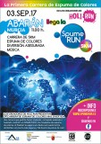 3rd September Spume Run in Abarán, Murcia