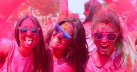29th July Holi party in San Pedro del Pinatar