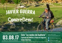 3rd August Javier Guerra Contraband: free open-air concert in Águilas