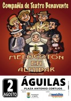 2nd August Águilas festival of theatre