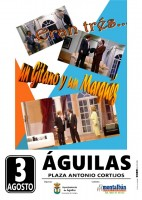 3rd August Águilas festival of theatre
