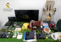 Bullas burglars arrested in connection with eight robberies