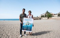 17th September, long distance open water swimming championships in Bolnuevo