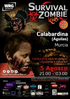 5th August Survival Zombie Kids in Calabardina, Águilas