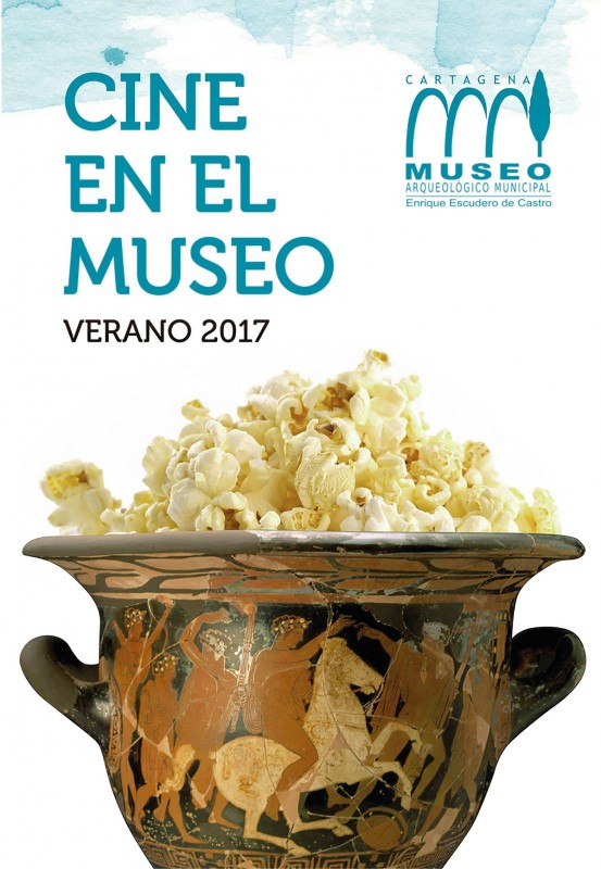 Free cinema in Cartagena Archaeological Museum every Thursday