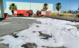 Fuel spillage neutralized at Cieza industrial estate