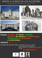 26th August: Guided tour of Los Alcázares hydroplane base