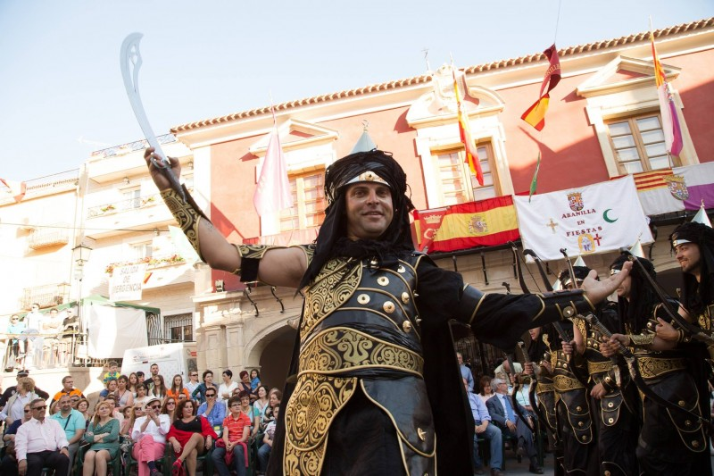 Annual Fiestas in Abanilla