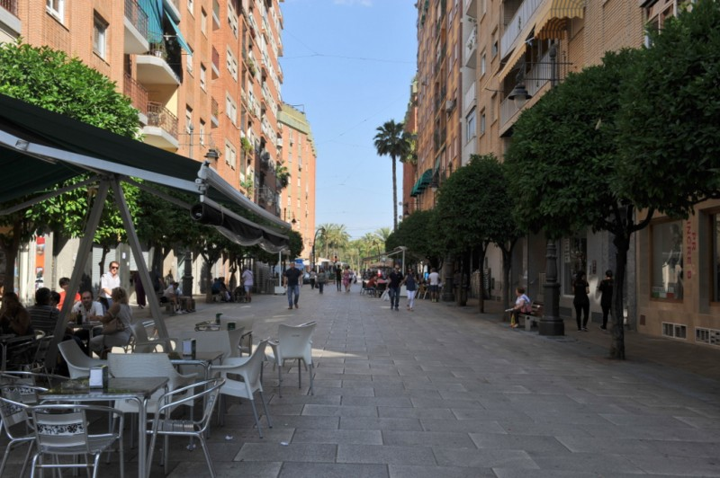 Markets and shopping in Molina de Segura