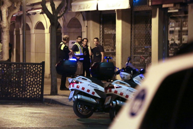 <span style='color:#780948'>ARCHIVED</span> - Second terrorist attack thwarted in Tarragona