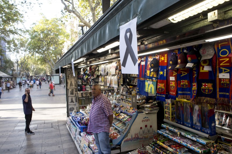 <span style='color:#780948'>ARCHIVED</span> - Will Catalunya terror attacks deter Spain's 75 million foreign tourists