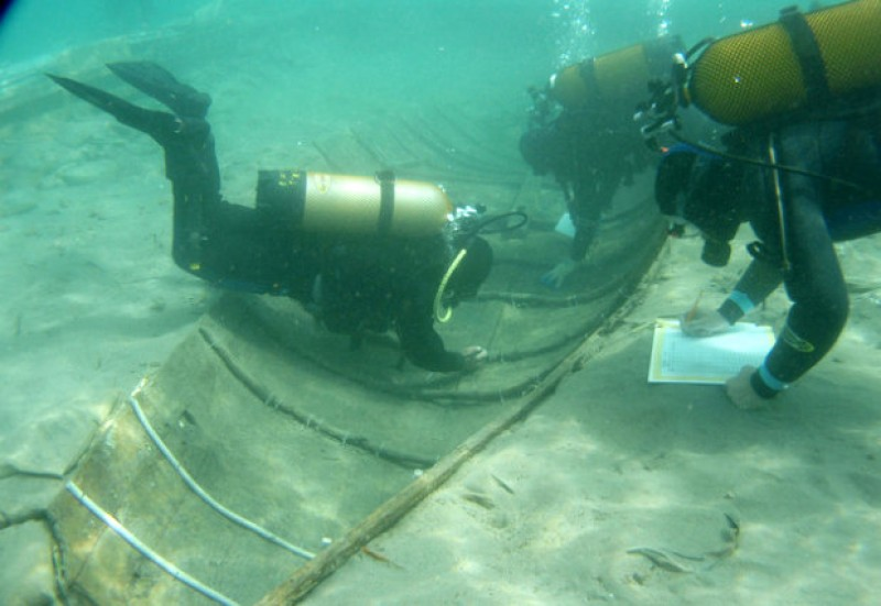 <span style='color:#780948'>ARCHIVED</span> - World War I wrecks could be used to promote Costa Cálida dive tourism