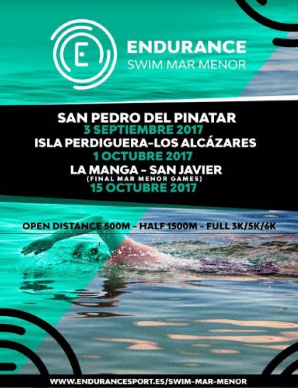 15th October La Manga del Mar Menor endurance swim