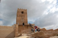 29th October guided tour of Alhama de Murcia castle